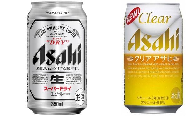 アサヒビール飲み比べ