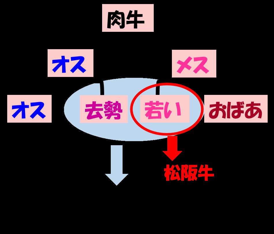 松坂牛と他の和牛との違い